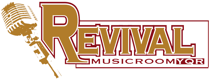 Revival Music Room