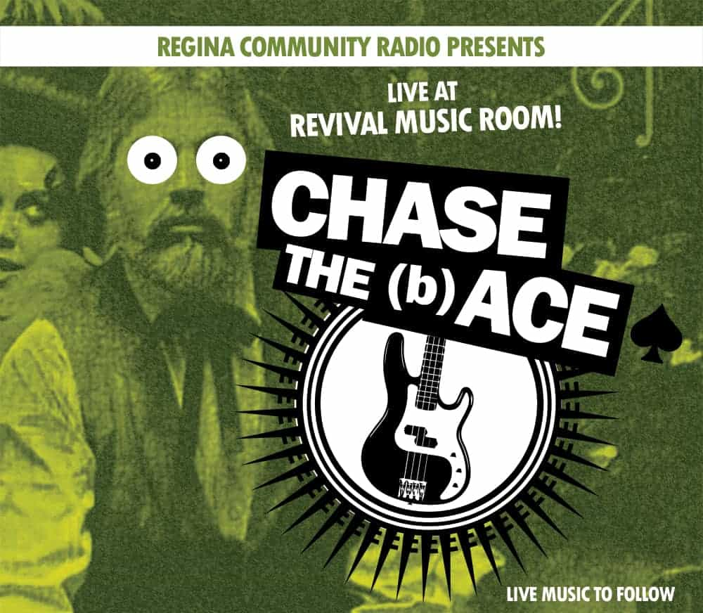 Chase the (b)Ace presented by Regina Community Radio | Revival Music Room